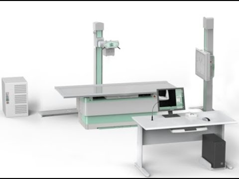 Function Introduce Video For CCX-DR7600 Digital Xray Machine