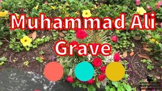 Famous Graves- Muhammad Ali Louisville Kentucky Cemetery Gravesite Boxing Legend cemetery tour