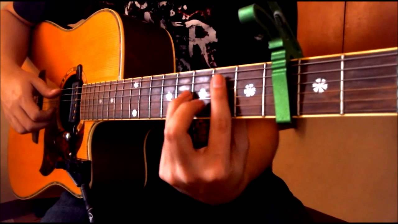 I Knew You Were Trouble Chords Taylor Swift Chordsworld Guitar