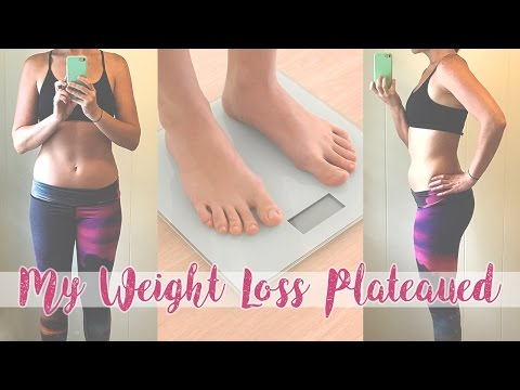 Why My Weight Loss Plateaued Recently // How I Fixed It