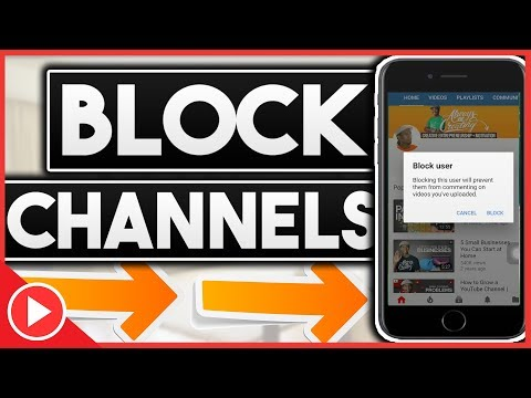 How to block some video on youtube android 2020