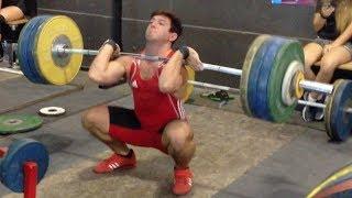 162.5kg Clean and Jerk @ 77kg