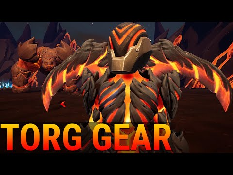 Torgadoro's Legendary Weapons, Armor Overview And Ultra Armor Variant - Dauntless Patch 1.2.0