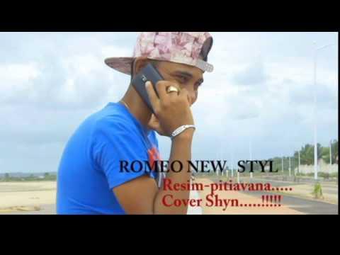 ROMEO NEW STYL   Résim pitiavana COVER SHYN RESIM PITIAVANA  Izy m'tsam Récord$