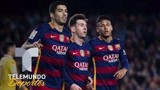 Neymar se encontró con Messi y Suárez en su última escapada a Barcelona | Telemundo Deportes