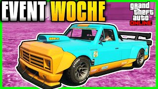 Neue Event Woche - Gratis Auto, Geld und mehr! - GTA 5 Online Deutsch
