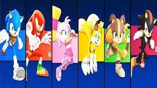 Sonic Dash 2: Sonic Boom - All 6 Characters Unlocked and Fully Upgraded Hack unlimited Rings Shadow screenshot 5