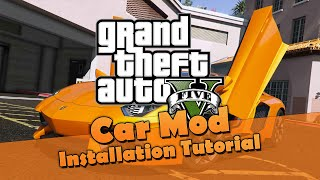 GTA V PC Modding - Car Mod installieren [Deutsch | Tutorial]