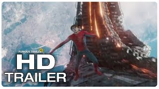AVENGERS INFINITY WAR Spiderman Falling Down From Space Trailer (2018) Superhero Movie Trailer HD
