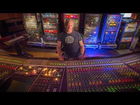 Michael Brauer Mixing Bon Jovi
