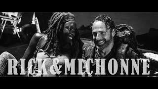 Rick & Michonne | Yes We Can | The Walking Dead (7x12)