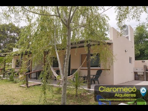 Claromar Deptos I y II - Claromeco Alquileres