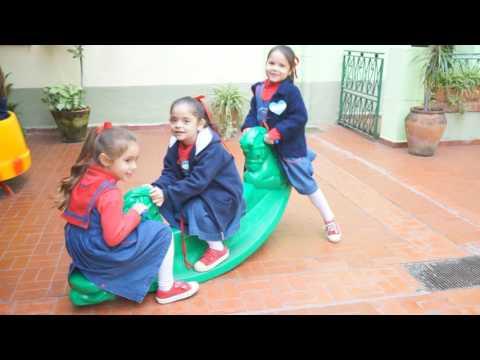 Colegio Hermanas Esclavas- semana de los jardines