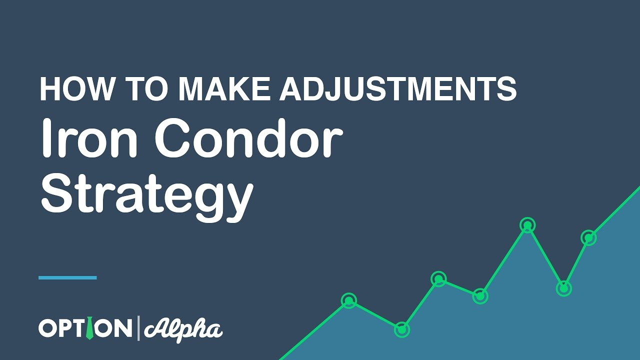 Options iron condor strategy