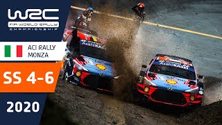 WRC - ACI Rally Monza 2020: Highlights Stages 4-6