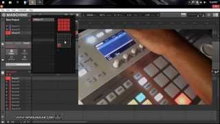New ! Maschine 2.0 Song Mode Basics: Understanding the Group Pattern & Scene No Limit Feature