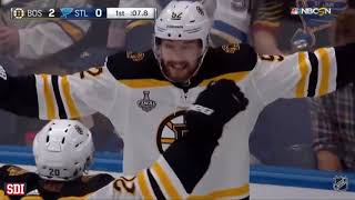 Boston Bruins - Round 4 Goals