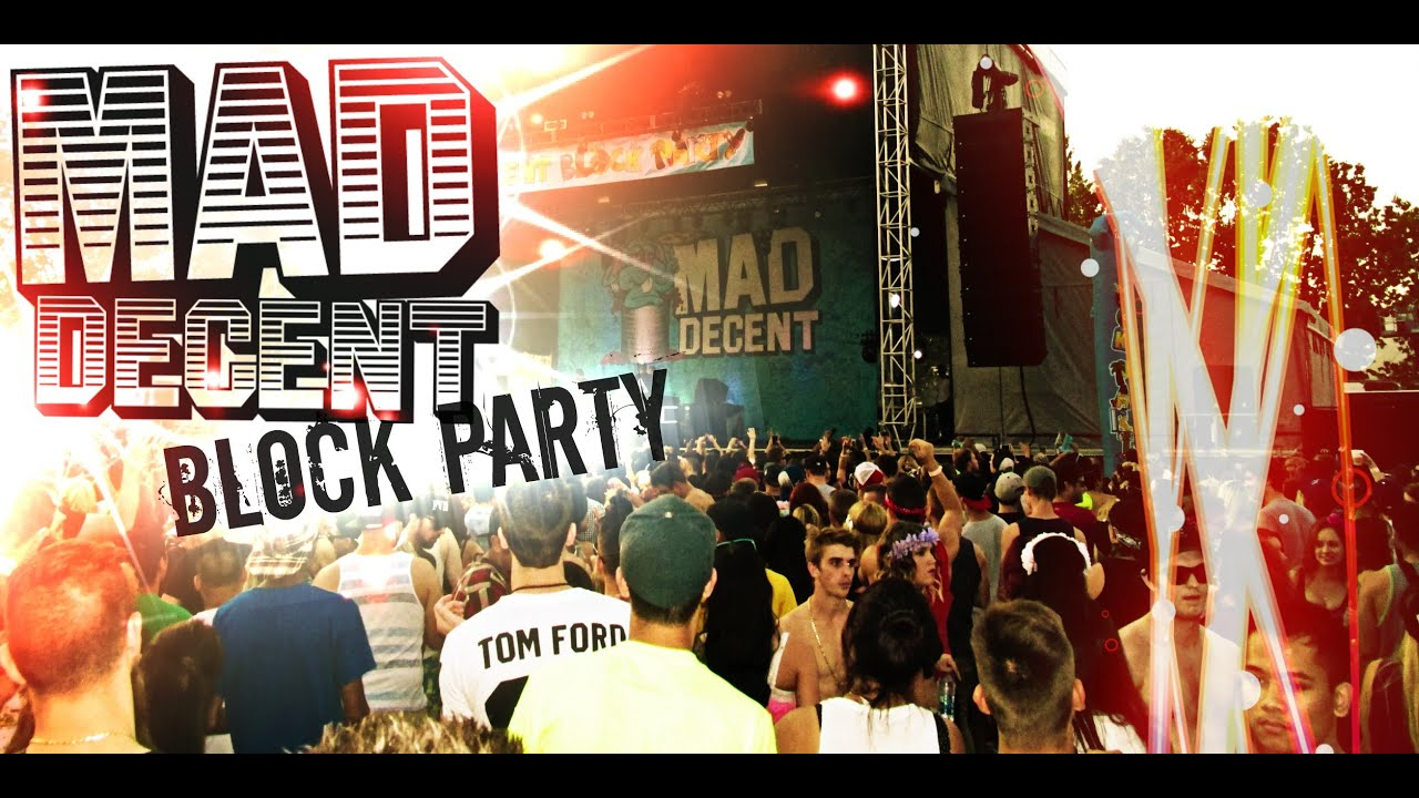 Mad decent block party vancouver bc youtube mad decent block party vancouver bc malvernweather Images