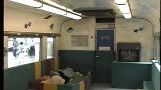 【大阪駅】マリンわかさ、マリンはまかぜ他(95年7月 夏臨で賑わっていた時代)