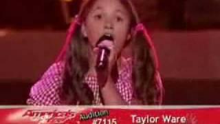 Mam Talent -America's Got Talent - Wspaniała dziewczynka