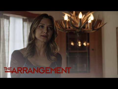 Megan Morrison Grills Kyle About Their Contract Marriage | The Arrangement | E!