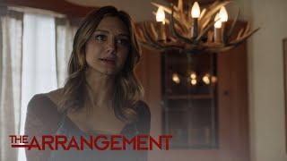Megan Morrison Grills Kyle About Their Contract Marriage   The Arrangement   E!