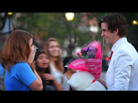 VALENTINE'S DAY REJECTION PRANK!!