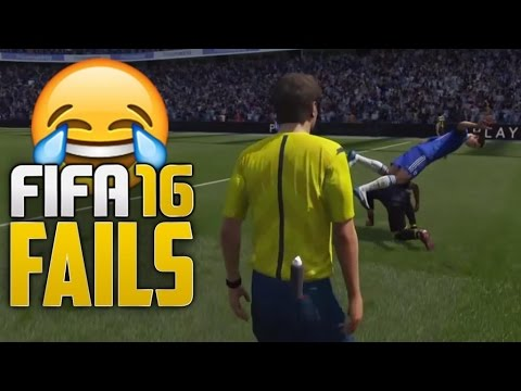 FIFA 16 Biggest Fails & Glitches Compilation!