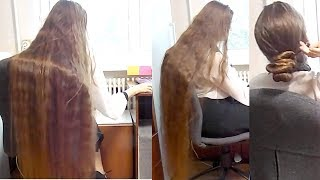 RealRapunzels - Office Rapunzel 2 (preview)