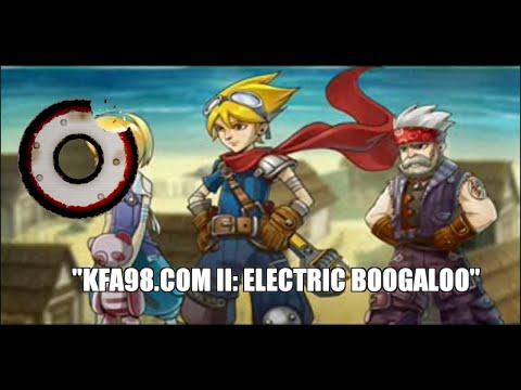 """""""KFA98.com 2"""" - A Lock's Quest Fanfic"""