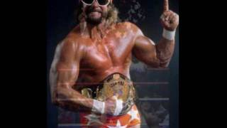 Macho Man Randy Savage WWE Theme