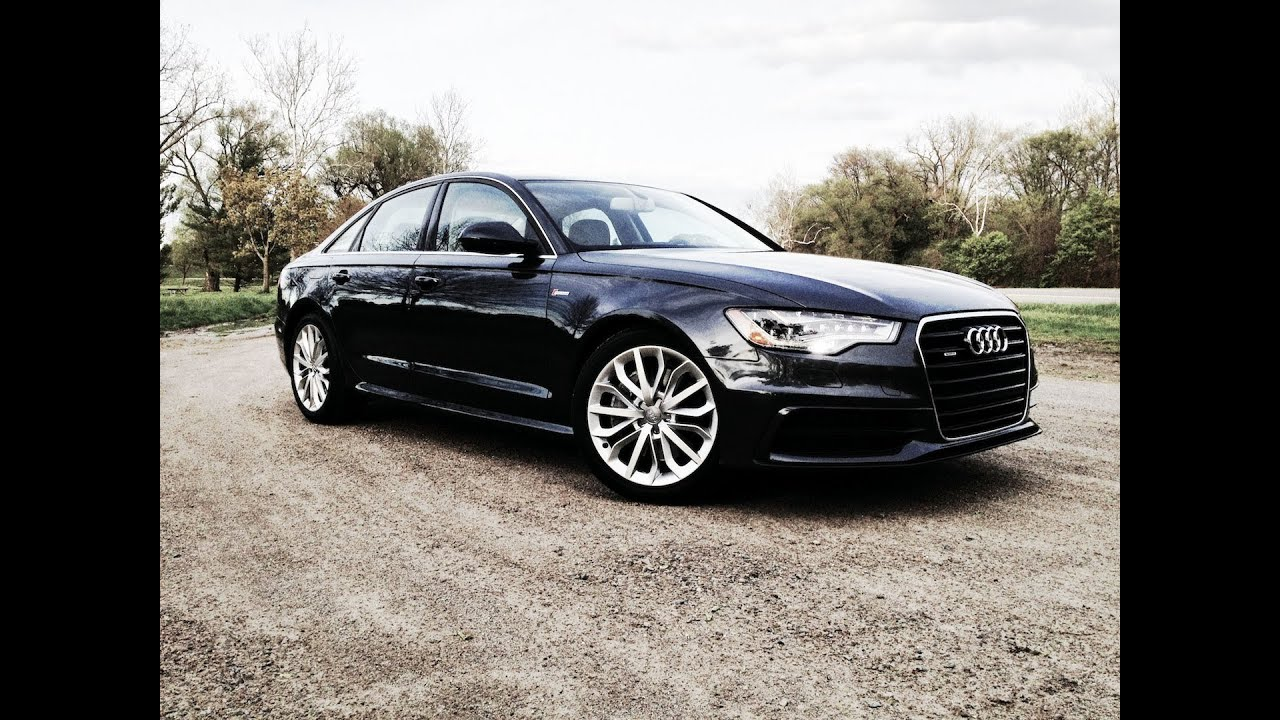 Reviewed: 2012 Audi A6
