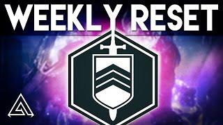 Destiny Weekly Reset - Raid Challenge, Nightfall, PoE & More | 21st June