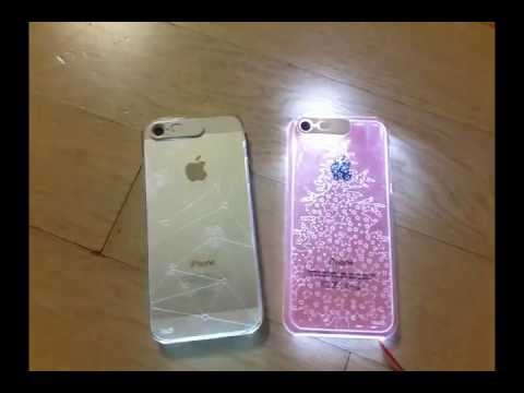 led iphone 5s case vand led for iphone 5c 5s 5 5722