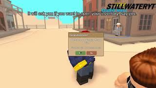 ROBLOX Wild Revolvers Gun Code de la peau