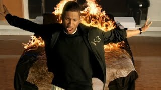 Usher Let It Burn With Lyrics