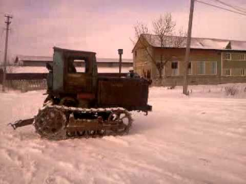 Трактор Т 38