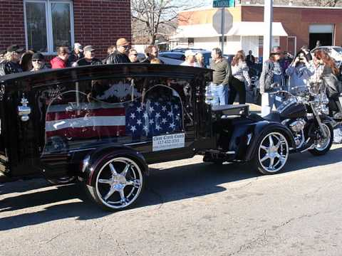 Wally Brown Memorial Service