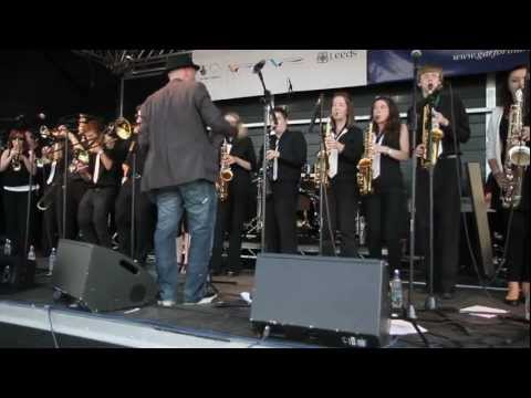 Garforth Jazz Rock Band at Garforth Arts Festival 2011 - Whose Is This?