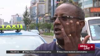 Addis Ababa welcomes new meter-run taxi services CCTV News