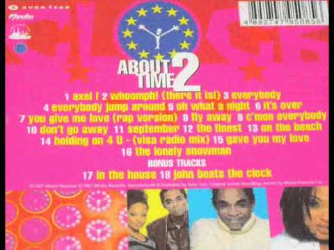 Clock - Fly Away