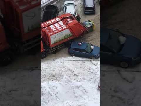 """Трудовые будни сотрудников """"ЭкоПром-Липецк"""""""