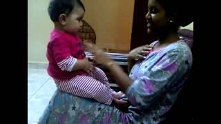 خادمة اثيوبية تخنق طفلة (مو كل الاثيوبيات مثل تفكيركم )