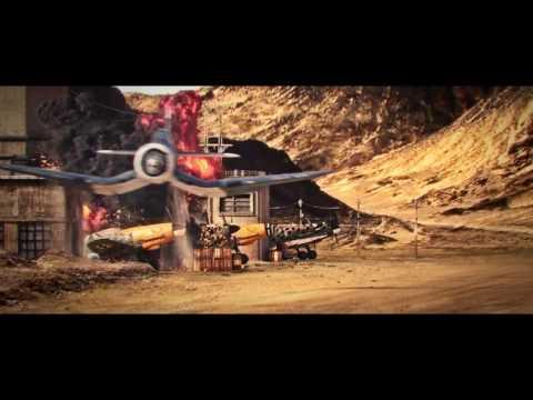 World of Warplanes CGI Cinematic 4K E3 Trailer 2013 UHD
