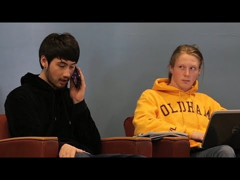 Embarrassing Phone Calls in the Library (Part 2) PRANK