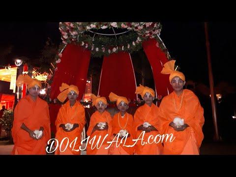 Best Bridal Entry - Princess Moving Palki by DOLIWALA डोलीवाला Events Mr. Parvinder 09015608586