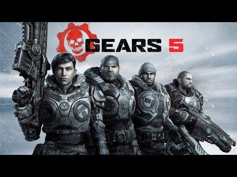 🔴 GEARS 5 Walkthrough Gameplay Part 3 - ACT 2  (Gears of War 5 - 2019) | support pc gamers