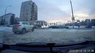 Сбили пешехода, Лобова 19