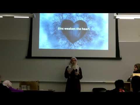 TAMKEEN Halaqa - Spiritual disease and its cure 04-21-2018