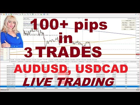 100-pips-profit-in-3-trades,-live-trading-audusd-and-usdcad